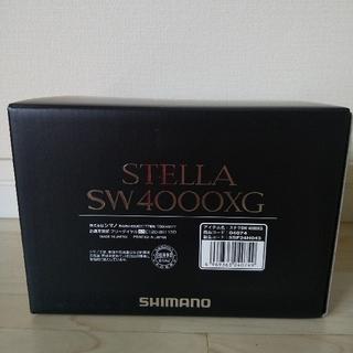 SHIMANO - 新品 シマノ 20ステラ SW 4000 XG