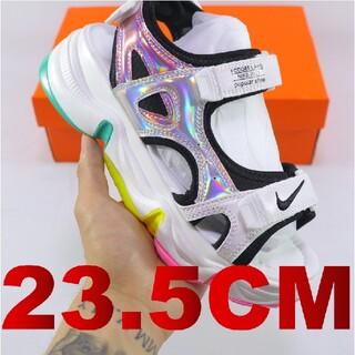 NIKE - 【23.5CM】特別セール Nike 2021夏の人気新品スポーツサンダルは
