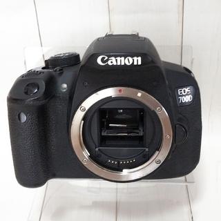Canon - キャノンEOS700Dボディのみ