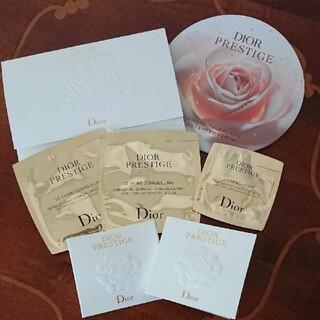 ディオール(Dior)の★Dior★ディオール  プレステージ  サンプル(サンプル/トライアルキット)