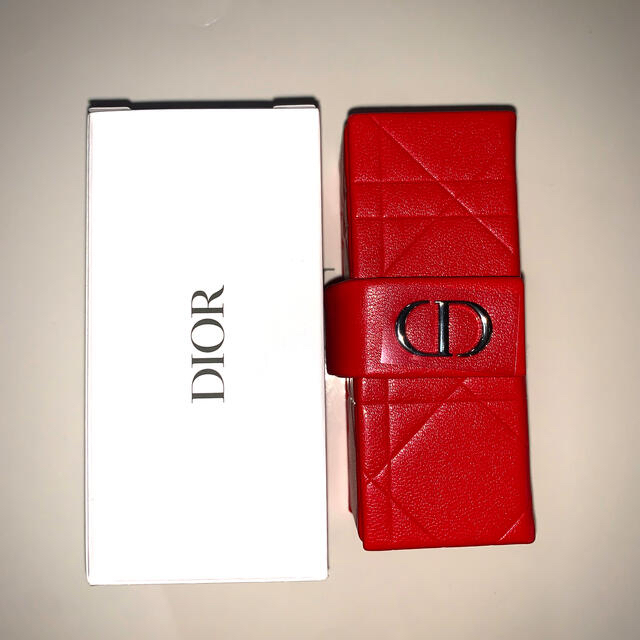 Dior(ディオール)のディオール 限定 リップ ホルダー ケース レディースのファッション小物(ポーチ)の商品写真