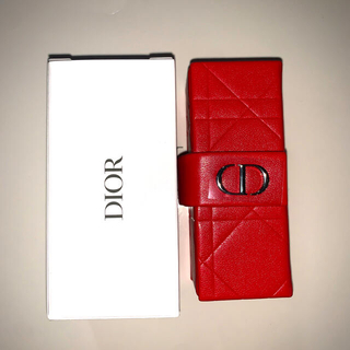 Dior - ディオール 限定 リップ ホルダー ケース