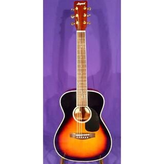 ヤマハ(ヤマハ)の子どもの日 ミニアコギ  掌小さな方 MOD済 弦高低め ペグ交換+ブラスピン(アコースティックギター)
