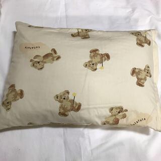 フタフタ くま まくら(枕)