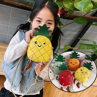 ポシェット 女の子 ベイビー 子供 キッズ 小物入 韓国ファッション ショルダー(ポシェット)
