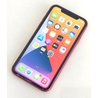 iPhone - iPhone11 128GB プロダクトレッド☆SIMフリー☆バッテリー96%
