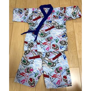 バンダイ(BANDAI)のリュウソウジャー 甚平 100 パジャマ 男の子 戦隊(甚平/浴衣)