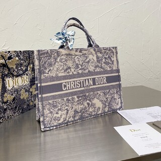 Christian Dior - Dior Book Tote クリスチャンディオールかごバッグ