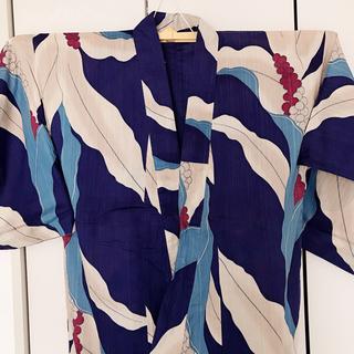 レトロモダン浴衣