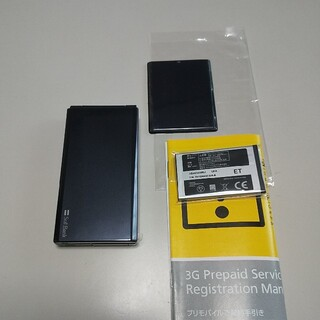 サムスン(SAMSUNG)の740SC SIMロック解除済(携帯電話本体)