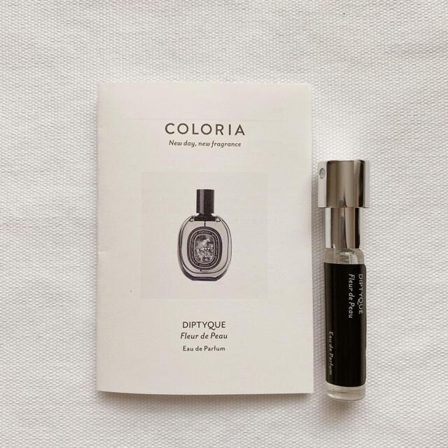 diptyque(ディプティック)のDiptyque ディプティックフルールドゥポー 香水カラリア 4ml コスメ/美容の香水(ユニセックス)の商品写真