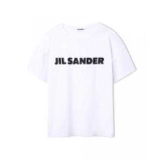 JIL SANDER  メンズ ロゴTシャツ(Tシャツ/カットソー(半袖/袖なし))