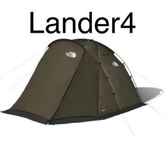THE NORTH FACE - LANDER 4 ランダー 4 ノースフェイス north face テント