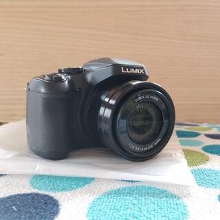 Panasonic - パナソニック デジタルカメラ ルミックス FZ85 ブラック DC-FZ85-K