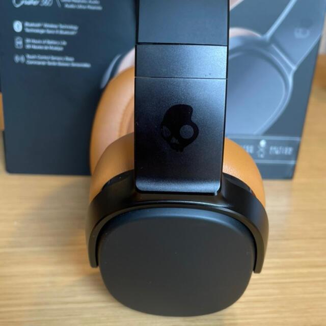 Skullcandy(スカルキャンディ)の美品 スカルキャンディ ヘッドホン クラッシャー360 スマホ/家電/カメラのオーディオ機器(ヘッドフォン/イヤフォン)の商品写真