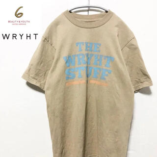 BEAUTY&YOUTH UNITED ARROWS - 【WRYHT × 6(ROKU)】コラボTシャツ