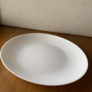 ヤマザキセイパン(山崎製パン)の白いオーバルディッシュ(ノベルティグッズ)