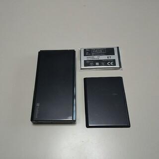 サムスン(SAMSUNG)の美品 740SC SIMロック解除済(携帯電話本体)