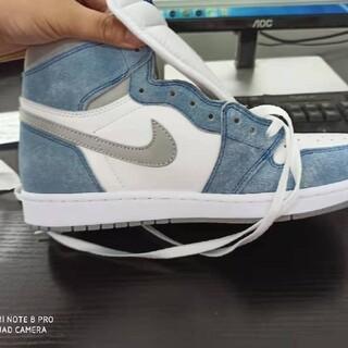 28 Nike AIR JORDAN 1 OG ハイパーロイヤル(スニーカー)