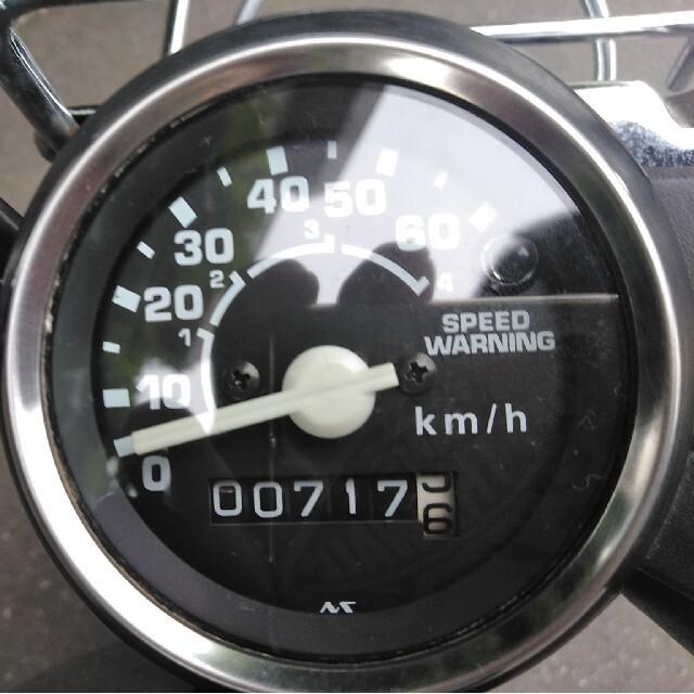 ホンダ(ホンダ)のホンダゴリラ、6v、武川アルミ 自動車/バイクのバイク(車体)の商品写真