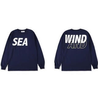 WIND AND SEA L/S T-SHIRT (Tシャツ(長袖/七分))