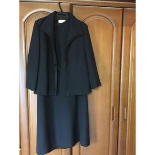 大きいサイズ ブラックフォーマル19号(礼服/喪服)