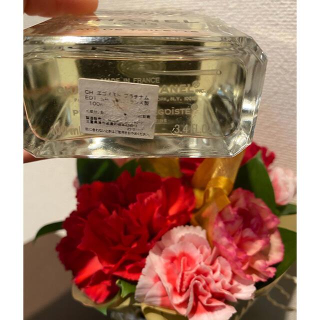 CHANEL(シャネル)のchanel 香水 プラチナエゴエスト100ml コスメ/美容の香水(ユニセックス)の商品写真