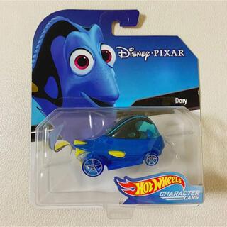 ディズニー(Disney)のHot wheels ホットウィール  ディズニー ドリー ミニカー(ミニカー)