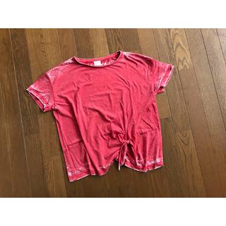 ザラ(ZARA)のZARA タイダイTシャツ©red(Tシャツ(半袖/袖なし))