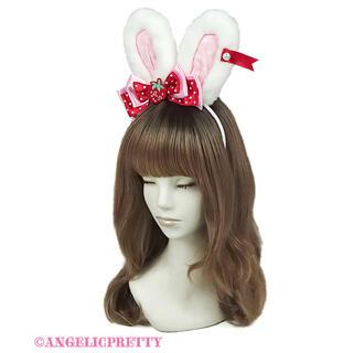 Angelic Pretty - AngelicPrettyLittleStrawberry リリカルカチューシャ