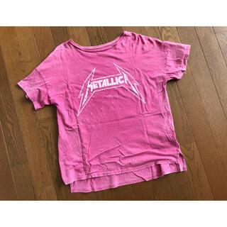 ザラ(ZARA)のZARA タイダイTシャツ ©pink(Tシャツ(半袖/袖なし))