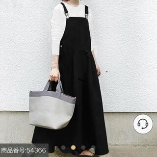 エビゾー様専用🧏♀️サロペットスカート/BL大きいサイズ❗️(ロングスカート)