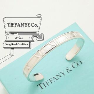ティファニー(Tiffany & Co.)の新品仕上げ TIFFANY ティファニー アトラス カフ バングル(ブレスレット/バングル)