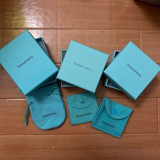 ティファニー(Tiffany & Co.)のティファニー 空箱(ショップ袋)