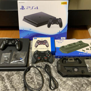 PlayStation4 - PS4 本体 CHU2200B 1TB おまけ付き