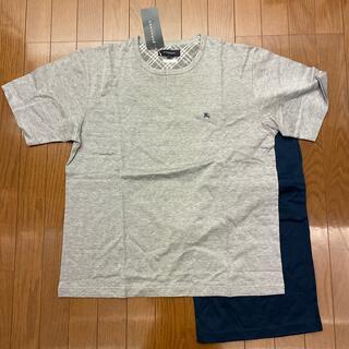 バーバリー(BURBERRY)のバーバリーMENSナイトウェア(Tシャツ/カットソー(半袖/袖なし))