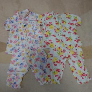 コンビミニ(Combi mini)のコンビミニ夏用パジャマ2組セット(パジャマ)