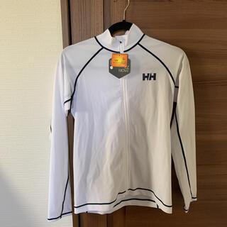 ヘリーハンセン(HELLY HANSEN)の新品 ヘリーハンセン ラッシュガード  M(水着)