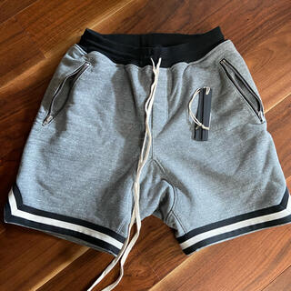 FEAR OF GOD - FEAR OF GOD FRENCH TERRY BBALL SHORTS