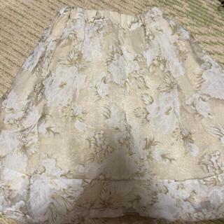 アンクルージュ(Ank Rouge)のアンクルージュ フレア スカート(ひざ丈スカート)