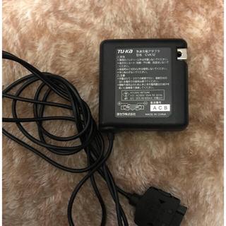 キョウセラ(京セラ)のツカー充電器(バッテリー/充電器)