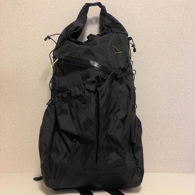 AtelierBlueBottle Pac-03 アトリエブルーボトル M 黒 スポーツ/アウトドアのアウトドア(登山用品)の商品写真