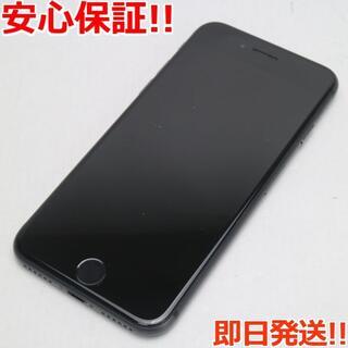 アイフォーン(iPhone)の美品 SOFTBANK iPhone8 64GB スペースグレイ (スマートフォン本体)