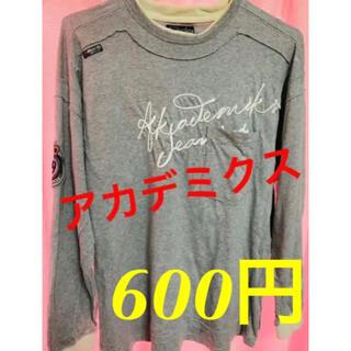 アカデミクス(AKADEMIKS)のakademiks アカデミクス トレーナー・ロンT(Tシャツ/カットソー(七分/長袖))