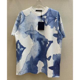 ルイヴィトン(LOUIS VUITTON)のLOUIS VUITTON ロゴ Tシャツ M 男女兼用(Tシャツ/カットソー(半袖/袖なし))