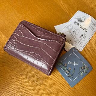 シマムラ(しまむら)の新品 プチプラのあや 財布 しまむら 三つ折り財布(財布)