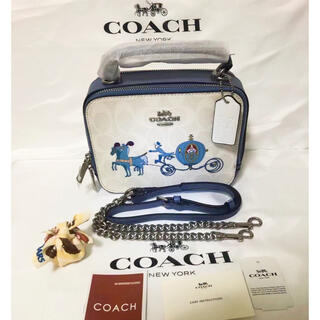COACH - DISNEY X COACH ハンドバック シンデレラ 新作 新品 完売品 人気