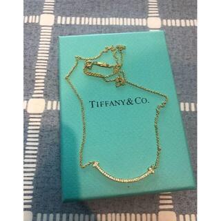 ティファニー(Tiffany & Co.)のTiffany & Co.ティファニーT スマイル ネックレス(ネックレス)