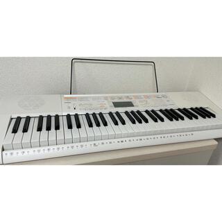 カシオ(CASIO)の【美品】CASIO 光ナビゲーションキーボード(電子ピアノ)