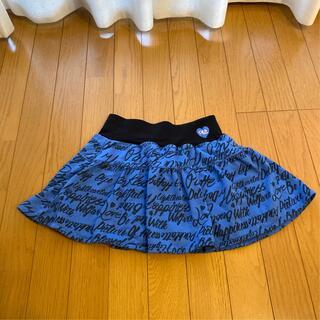 ピンクラテ(PINK-latte)のピンクラテ 青 スカート 150(スカート)